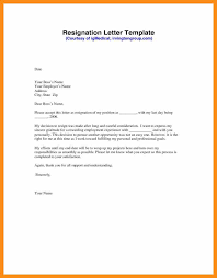 11 sample of a resignation letter abstract sample