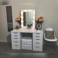 how to make vanity desk best 25 makeup vanity tables ideas on pinterest makeup vanities in