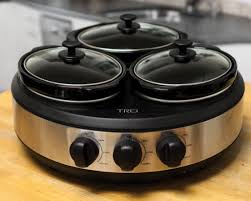 3 Crock Slow Cooker Buffet by Entertaining Through The Holidays Bristol Farms