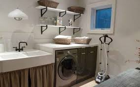 Laundry Room Decorations 21 Amazing Basement Laundry Room Ideas Easy Decorating Tips