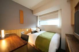 Single Hotel Bedroom Design Guest Rooms Tokyo Hotel Gracery Shinjuku City Center