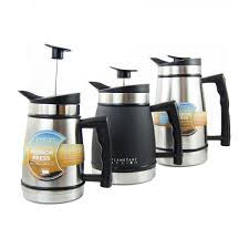 Coffee Maker Table Stainless Steel Table Top Press Coffee Maker