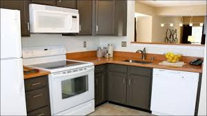Repainting Painted Kitchen Cabinets Several Ideas In Repainting Kitchen Cabinets In Simple Ways