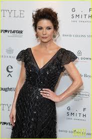 cathrine zeta catherine zeta jones looks glam at walpole british luxury awards