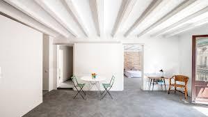 Studio Interior by Barcelona Apartments Interior Design Dezeen