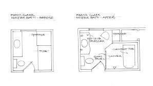 autocad by cecilia lladoc at coroflot com h favorite qview full kbb collective before and after bathroom floorplan copy photos of bathroom modern designer homes