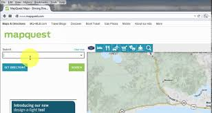 us map states mapquest how to use mapquest
