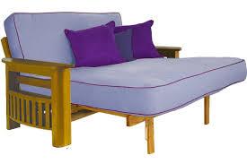 oak loveseat futon frame arizona wood loveseat futon the futon
