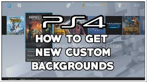 halloween theme on white background ps4 how to get dynamic background themes on ps4 update 2 00