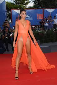most embarrassing red carpet dresses ever italian models stun