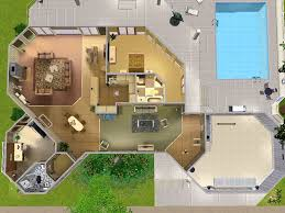 mansion layouts sims house layouts mod esims picklin house plans 84920