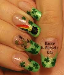 nail design march 2012