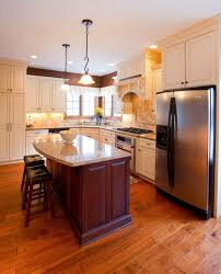 kitchen enjoyable look semi custom design kitchen cabinet white