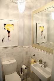 Bathroom Yellow And Gray - yellow and gray bathroom contemporary bathroom para paints