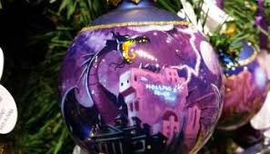 haunted mansion fans what is the owl reference on this ornament