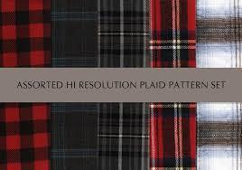 plaid fabrics free photoshop brushes at brusheezy