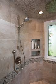 get inspired with some of our favourite bathroom ideas this idea has some advantages over the custom tile niches which are still common as well stainless is easy to clean with no grout inside where water can