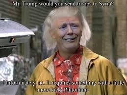 Doc Brown Meme - doc brown trump imgur