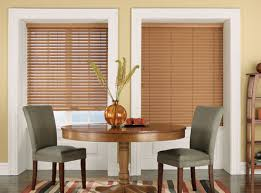White Wood Blinds Home Depot Window Treatments Value Faux Wood Blinds 2