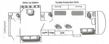 floor plan genie los angeles production motorhomes