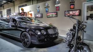 matte black bentley flying spur black bentley continental flying spur by exotic limo
