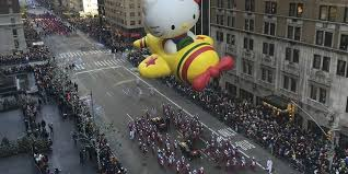 new york s thanksgiving parade expected to draw crowd despite