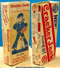 Personalized Cracker Jack Boxes 86 Best Crackerjacks Images On Pinterest Cracker Jacks Crackers