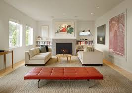 Bookshelves San Francisco by Dishy Built In Bookshelves With Pitched Roof Desk Chair