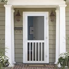 Screen French Doors Outswing - shop doors at lowes com
