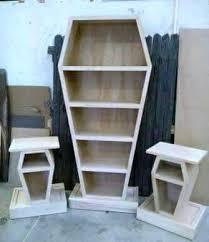 coffin bookshelf coffin bookcase mh5142testing info