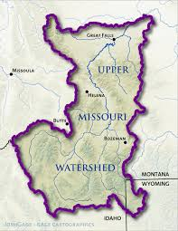 Big Sky Montana Map by Q U0026a Upper Missouri Waterkeeper Explore Big Sky