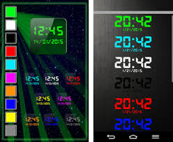 digital clock widget apk digital clock widget apk version 5 0