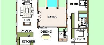 U Shaped House Plans With Pool In Middle H Shaped House Plans With Pool In The Middle Cape U Shaped Home