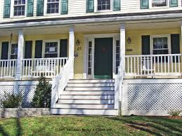 Colonial House With Farmers Porch Six Kinds Of Porches For Your Home U2013 Suburban Boston Decks And