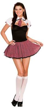 school girl costumes dreamgirl a student costume candy apple