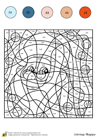 dessin magique pour enfant à colorier pour découvrir le père noël