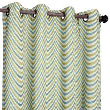 Pier One Paisley Curtains by Shimmer Charcoal 84