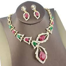 crystal wedding necklace images Jiayijiaduo african beads jewellery set black crystal wedding jpg