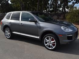 Porsche Cayenne Lifted - sold 2008 porsche cayenne turbo suv for sale by corvette mike