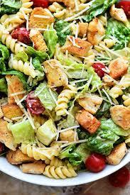 pasta salda chicken caesar pasta salad life in the lofthouse