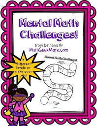 2nd grade mental math best 25 mental math strategies ideas on doubles facts
