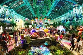 Bellagio Botanical Garden Bellagio Conservatory Unveils Undersea Display For Summer