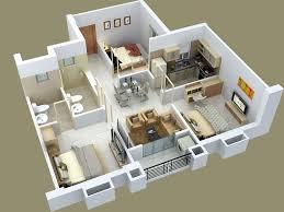 3 bedroom home floor plans general large 3 bedroom ideas 25 three bedroom house apartment