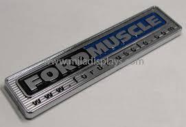 automotive nameplates automotive emblems chrome badging auto