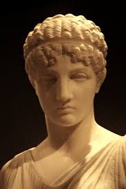 Famous Greek Statues This Statue Of A Greek Woman Is Representative Of The Majority Of