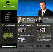templates for business consultants consulting flash 8 website template 248 buy professional web