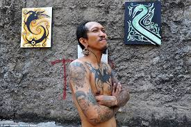 skin and u0027bare u0027 it tattoo artist in indonesia shows off ink craft