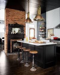 table cuisine bistrot table comptoir cuisine couleurs de granit with table comptoir