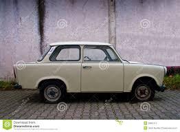 trabant trabant stock photo image 36981210