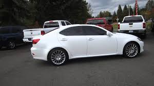 johnson lexus staff 2008 lexus is250 starfire pearl stock 6068862 walk around